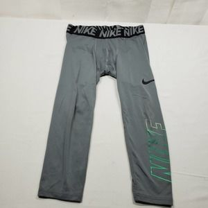 Nike Youth Compression Pants Large